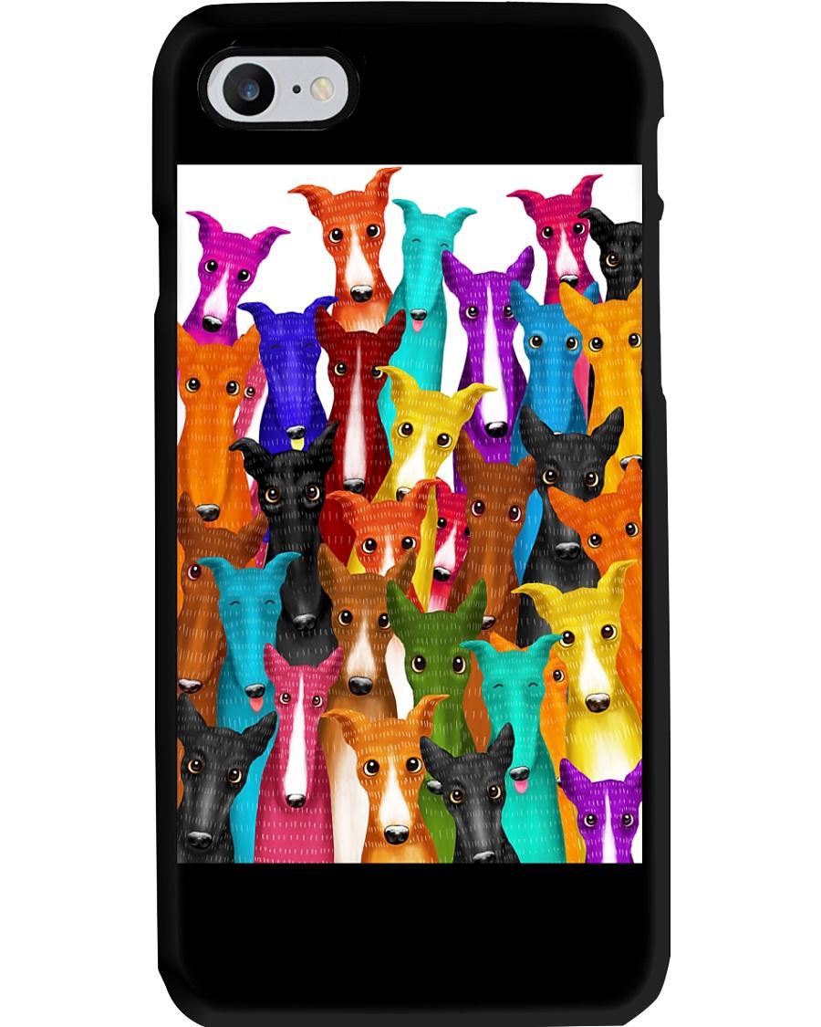 Bull terrier phone case multi Phone Case