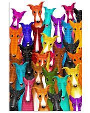 Bull terrier phone case multi 11x17 Poster thumbnail
