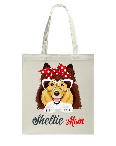 SHELTIE MOM