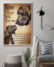 GREAT DANE NEVER 11x17 Poster lifestyle-poster-1