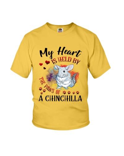 Chinchila Heart