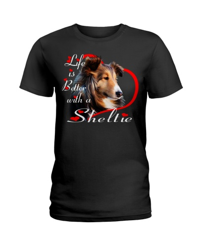 Sheltie Life Is Better