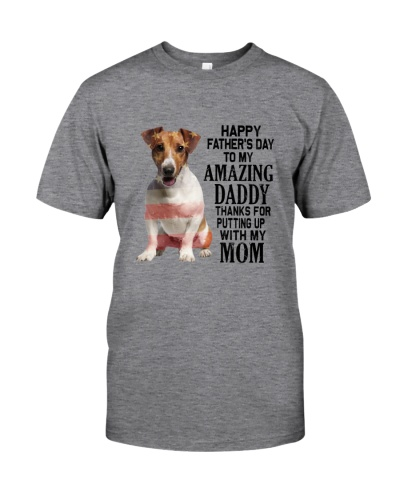 Jack russell Happy Father's Day
