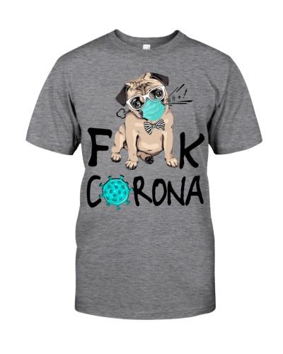 Pug Prevent corona