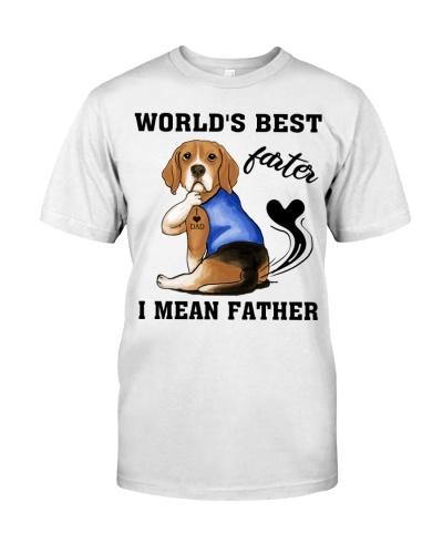 Beagle World's Best Farter