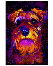 SCHNAUZER POSTER COLORFUL 24x36 Poster front