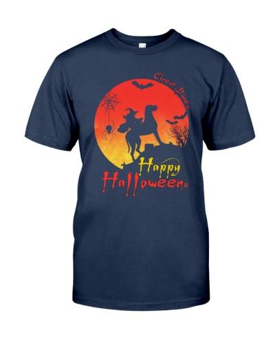Great Dane Happy Halloween