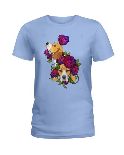 Beagle Rose
