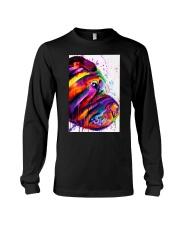Shar Pei Water Color Long Sleeve Tee thumbnail