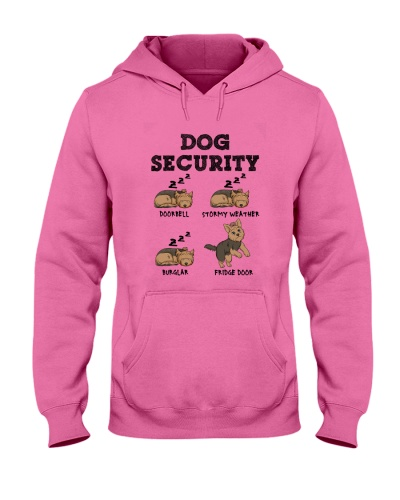 Yorkie Dog Security