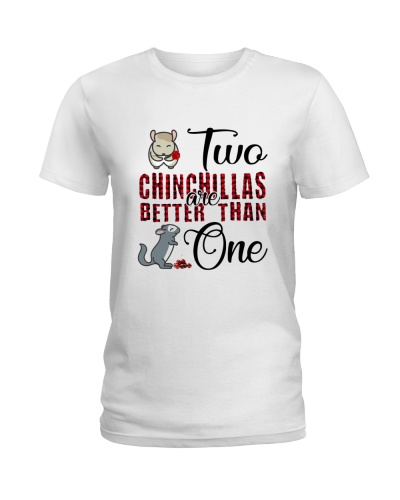 Chinchilla better than one