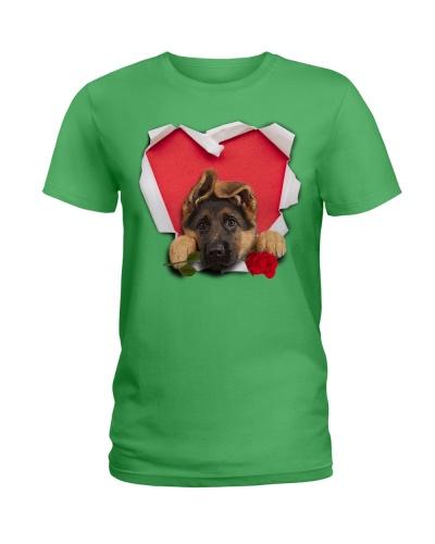 German Shepherd Valentine Day Gifts