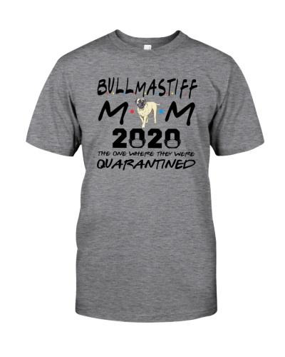 Bullmastiff Quarantined
