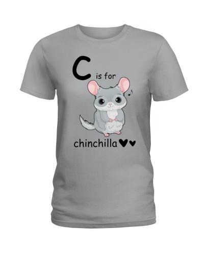Chinchilla cute