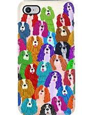 Cavalier Poster Multi-dog Phone Case thumbnail