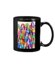 Cavalier Poster Multi-dog Mug tile