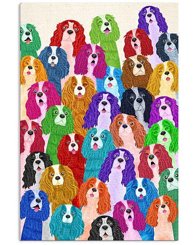 Cavalier Poster Multi-dog