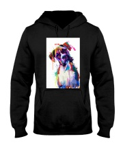 Boxer Poster Great Art V1 Hooded Sweatshirt thumbnail