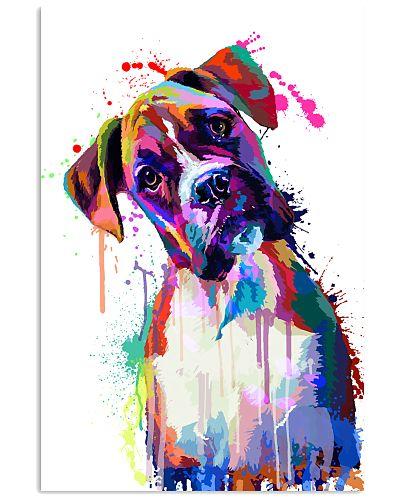 Boxer Poster Great Art V1
