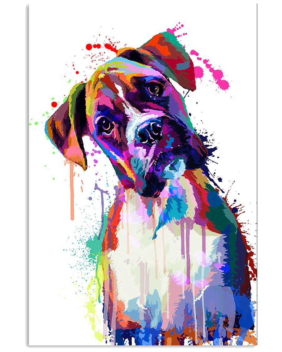 Boxer Poster Great Art V1 11x17 Poster