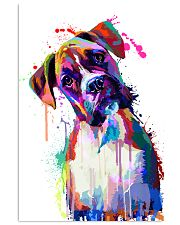 Boxer Poster Great Art V1 11x17 Poster front