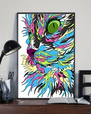 Cat bespoke 24x36 Poster lifestyle-poster-2