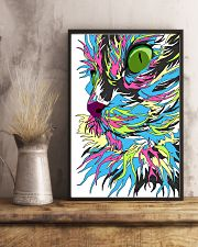Cat bespoke 24x36 Poster lifestyle-poster-3