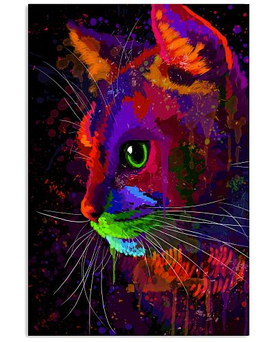 Cat Half Face