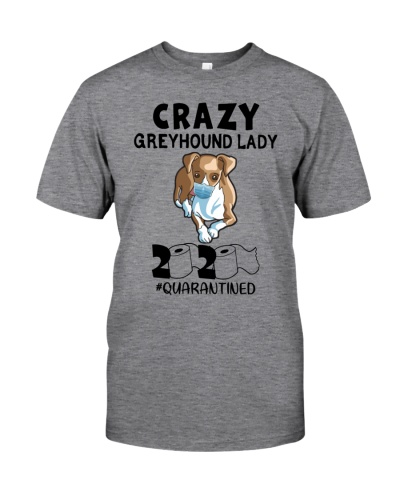 Greyhound Quarantined