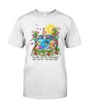 Greyhound Dreamer Classic T-Shirt front