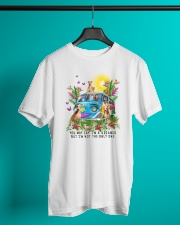 Greyhound Dreamer Classic T-Shirt lifestyle-mens-crewneck-front-3