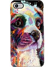 Cavalier Water Color Phone Case thumbnail