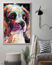 Cavalier Water Color 16x24 Poster lifestyle-poster-1