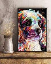Cavalier Water Color 16x24 Poster lifestyle-poster-3