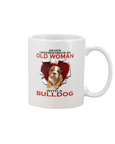bulldog live laugh love