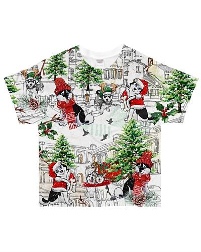 Husky Christmas