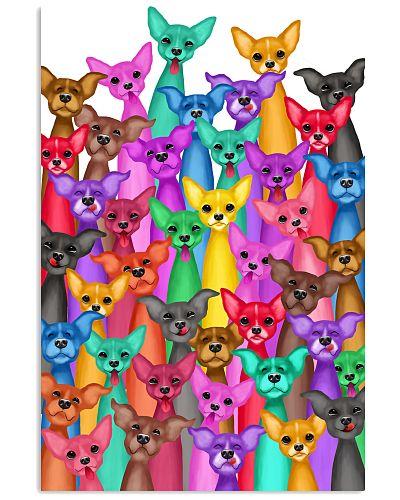 Chihuahua Mullti poster