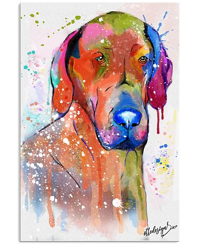 Great Dane Water Color Art Y2
