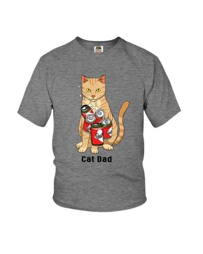 Cat Beer Dad