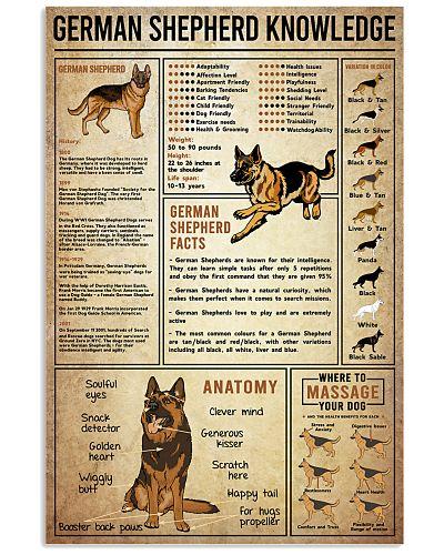 German Shepherd Knowledge