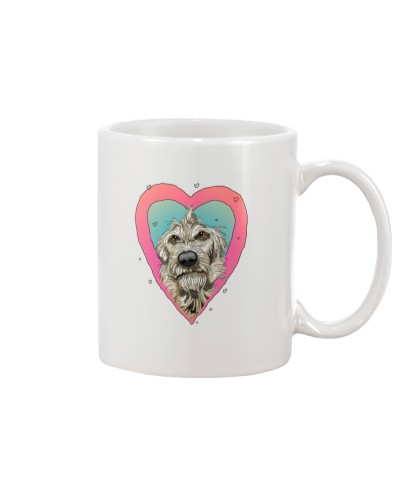 Wolfhound valentine