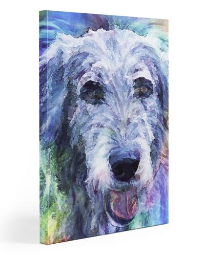 Irish Wolfhound color