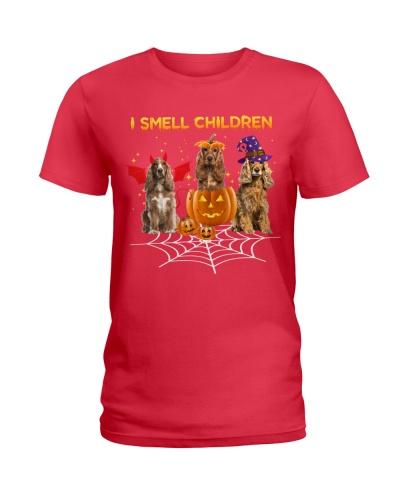 Cocker Spaniel Halloween