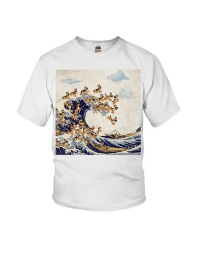 German Great Wave