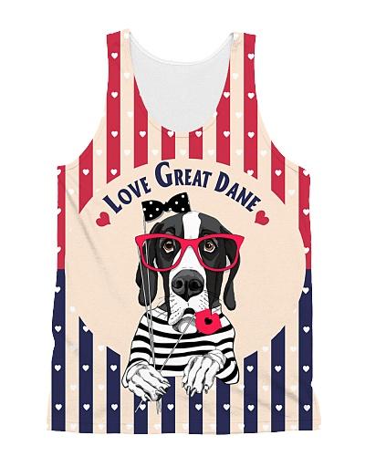 Great dane hearts