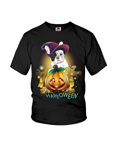 French Bulldog halloween