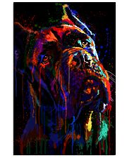 Cane Corso Water Color 16x24 Poster front