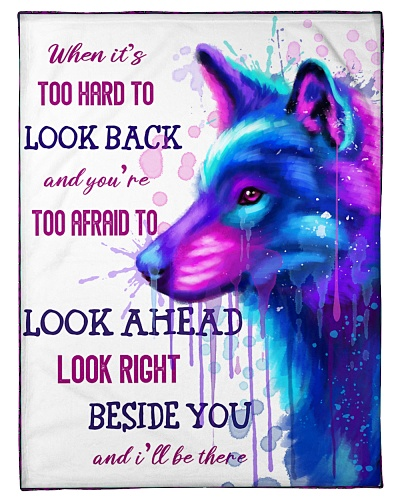 Wolf look back