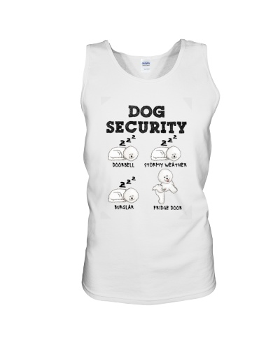 Bichon Frise Dog Security