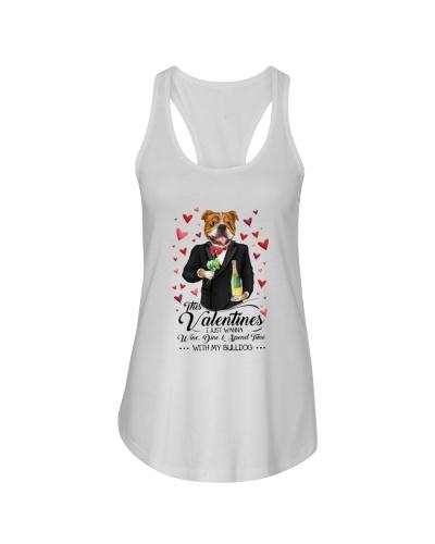 Bulldog  Valentine Day
